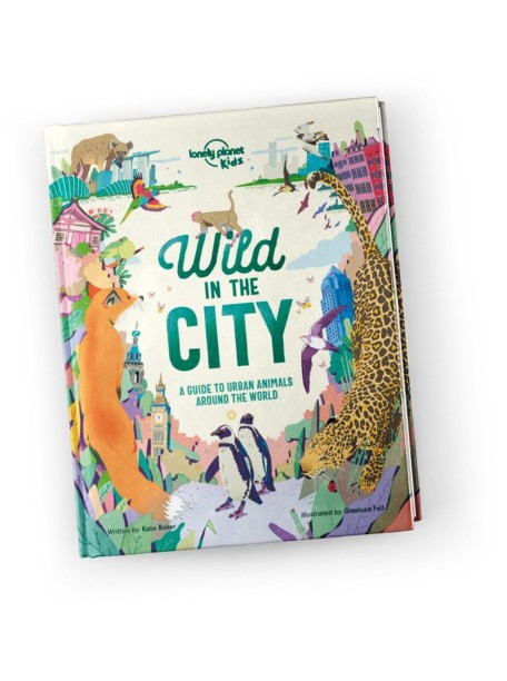 Wild in the city cover