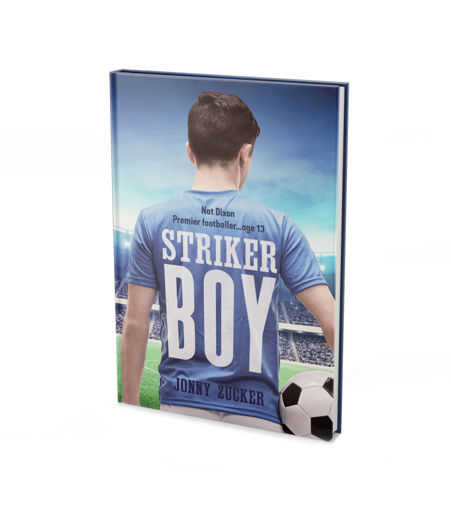 striker boy cover